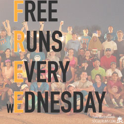Fort Worth FREE running club