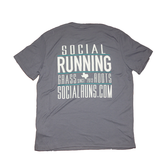 Social Running TX Tech Shirt