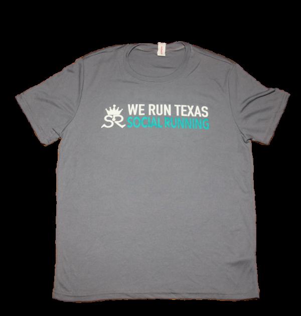 Social Running Texas Tech Shirt