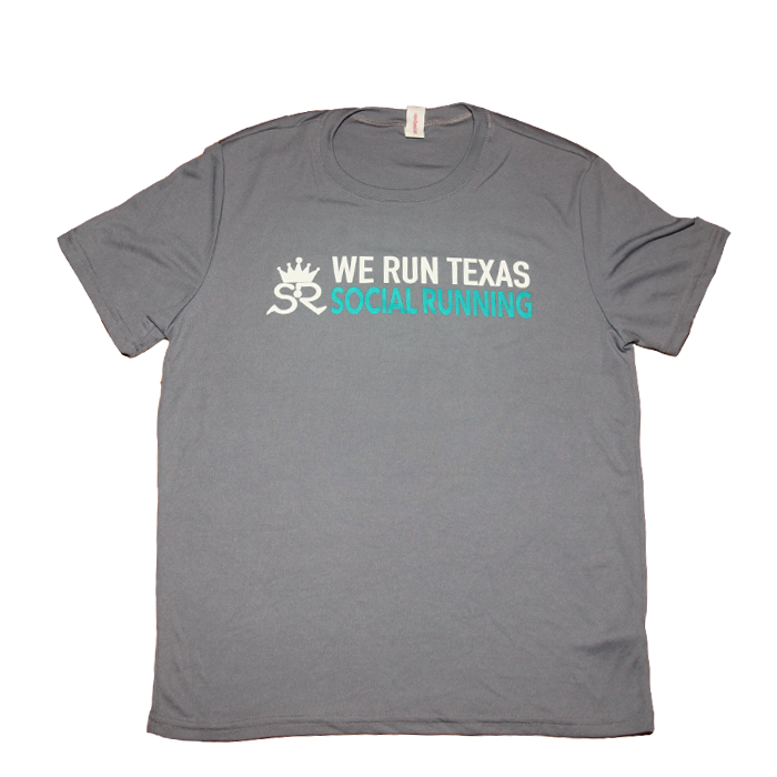 Social Running Texas Tech Shirt