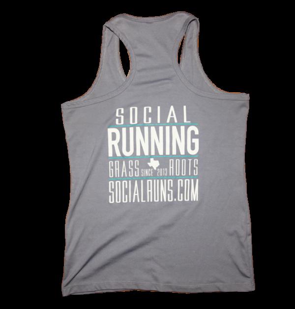 Running Singlet Social Running