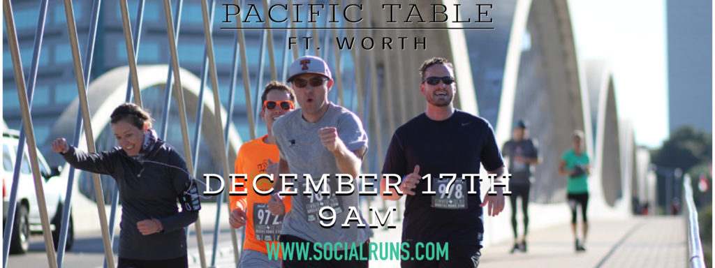 Pacific Table Social Running