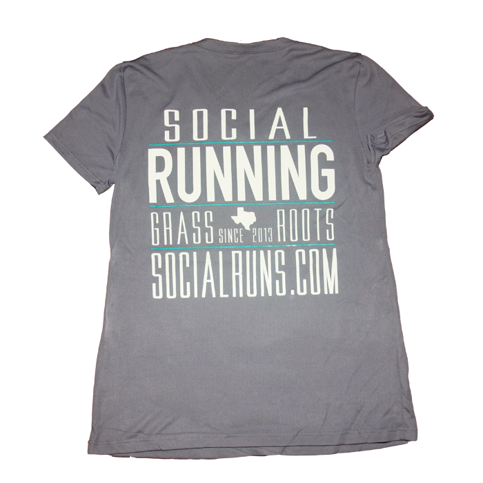 Social Running Runs Texas