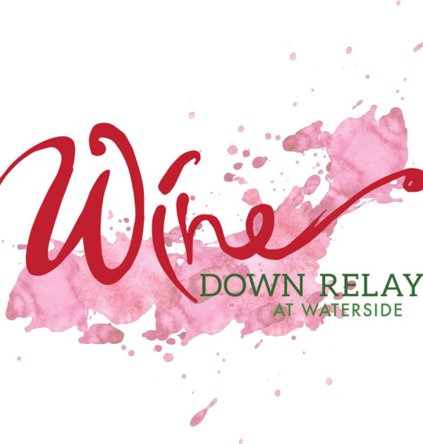 Wine Down Relay at Waterside
