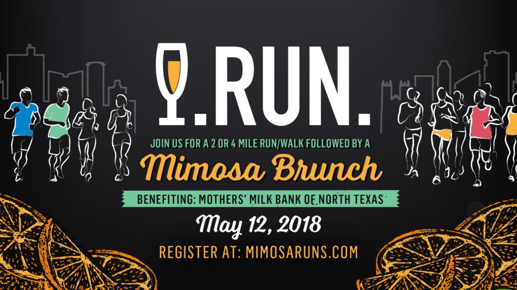 Social Running Mimosa Run