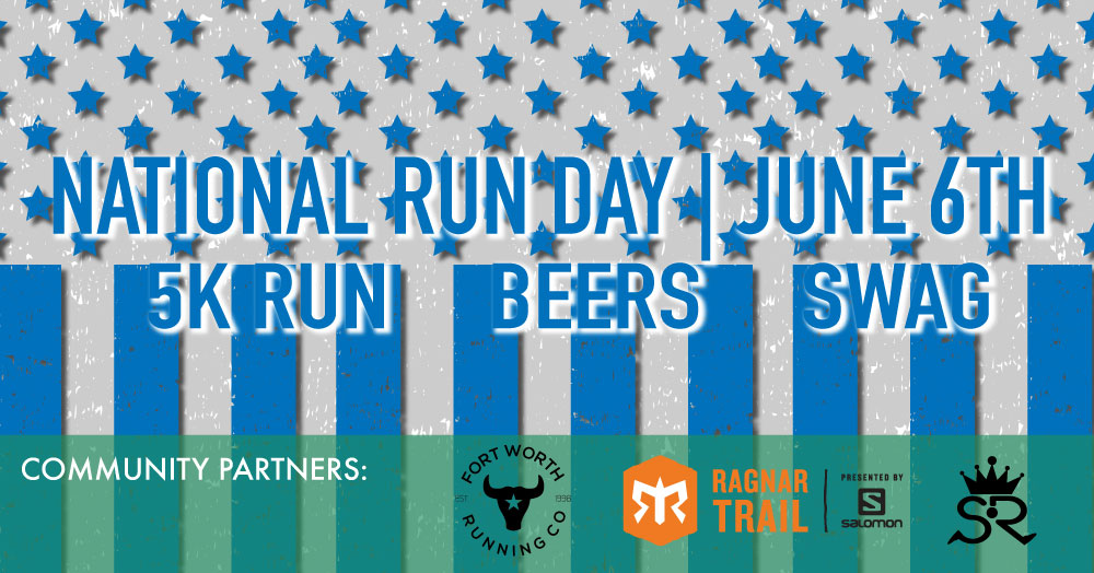 National Run Day 2018