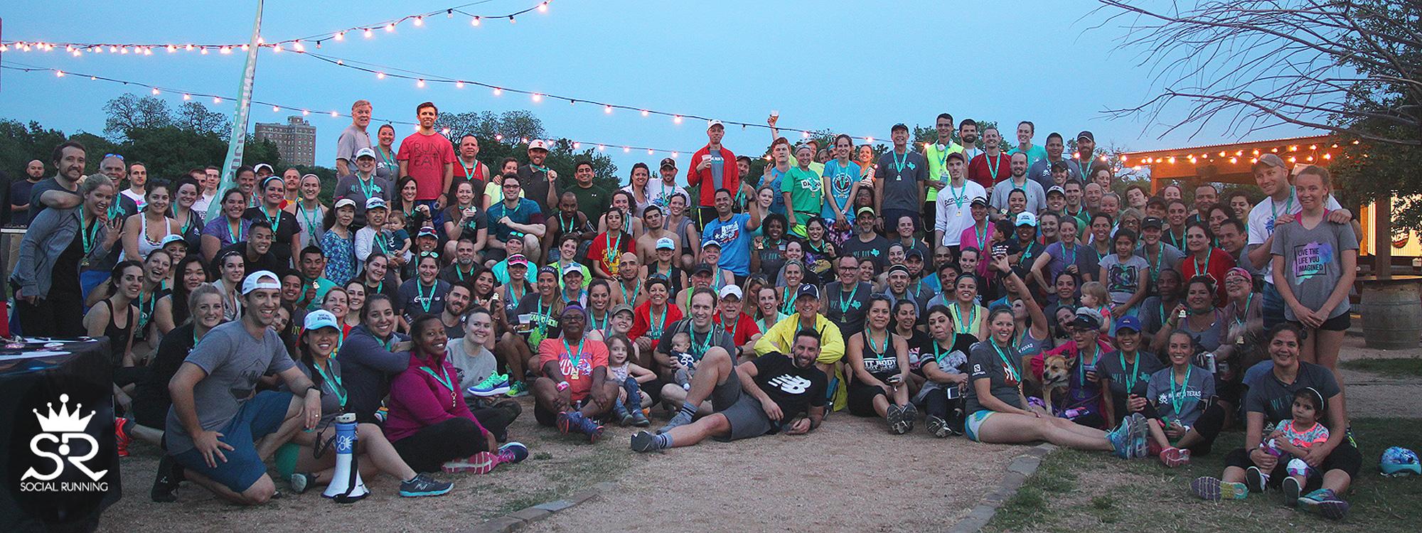 Social Running Fort Worth Running CLub